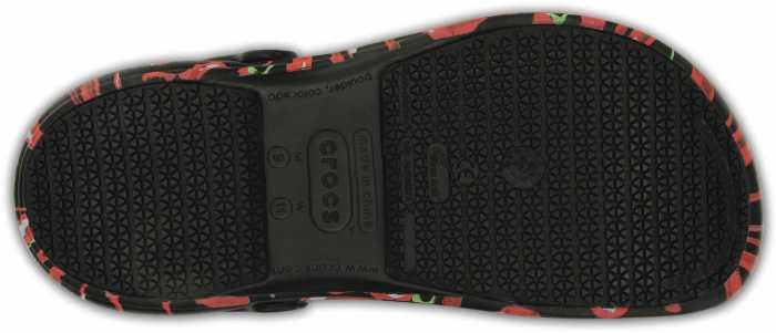 Crocs CRCHILI Unisex, Bistro Peppers, Soft Toe, Slip Resistant Clog