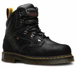 Dr. Martens Men's Steel Toe SD 6 Inch Boot