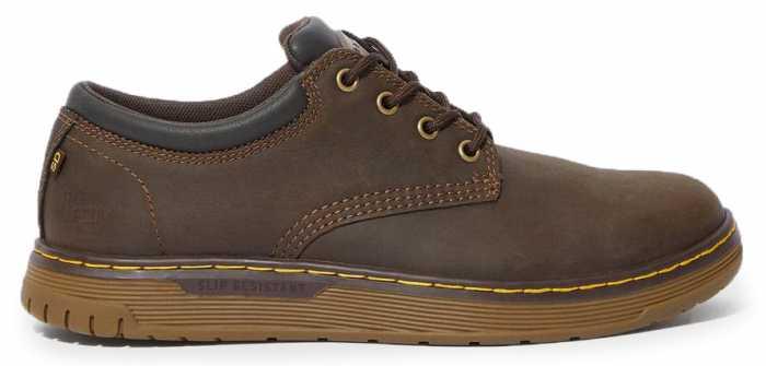 Dr. Martens DMR25123201 Culvert, Men's, Brown, Steel Toe, SD, Casual Oxford