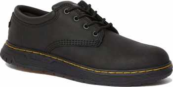 Dr. Martens DMR25124033 Culvert, Men's, Black, Steel Toe, SD Oxford