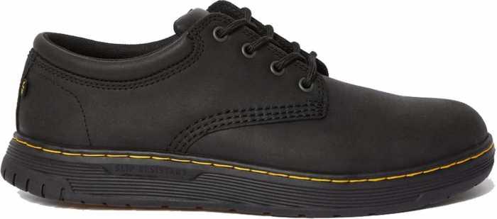 Dr. Martens DMR25124033 Culvert, Men's, Black, Steel Toe, SD Oxford