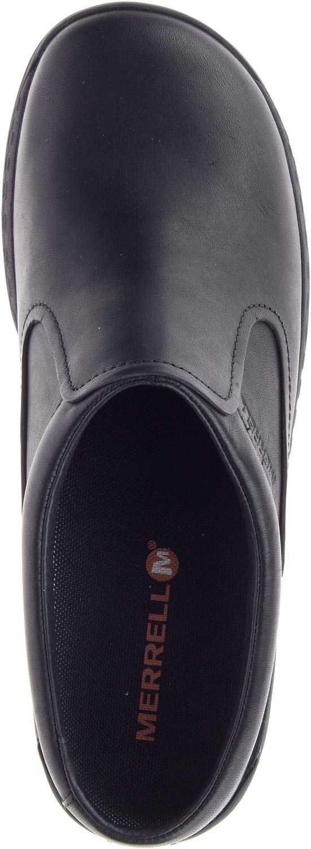 Merrell MLJ45364 Encore Slide Q2 Pro, Women's, Black, Soft Toe Slide