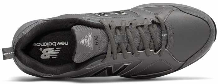 New Balance NBMID626C2 Men's Grey, Soft Toe, Slip Resistant, Low Athletic