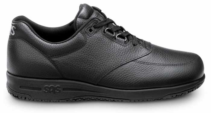 SAS SAS2110013 Guardian, Men's, Black, Slip Resistant, Soft Toe, Oxford