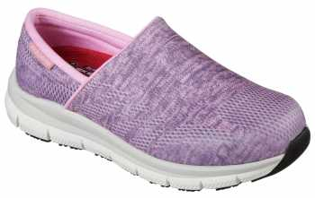 Skechers SK77239PINK Comfort Flex Pro, Women's, Pink, Soft Toe Slip On