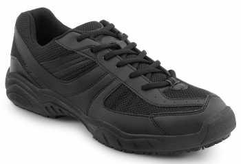 SR Max SRM1600 Austin Men's Black Slip Resistant Low Athletic