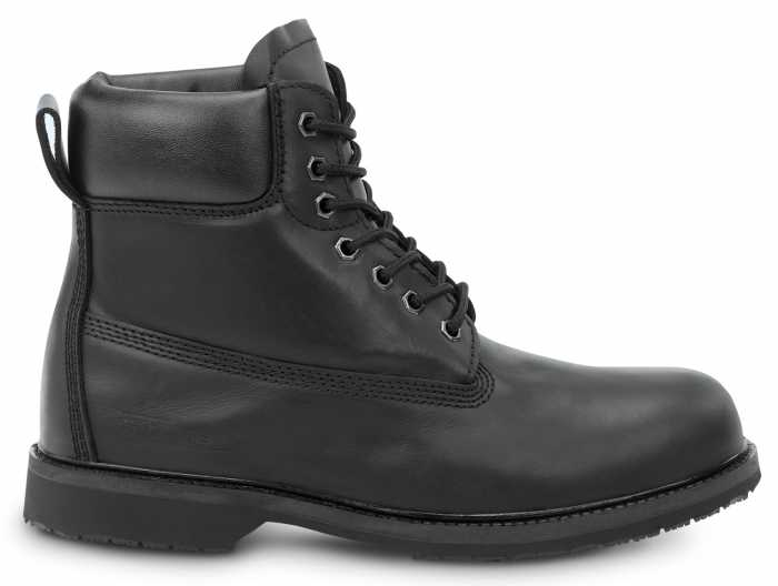 SR Max SRM5510 Duluth Men's Black, Slip Resistant, Waterproof, 6 Inch Work Boot