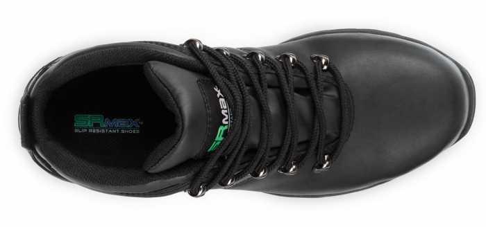 SR Max SRM255 Juneau Women's, Slip Resistant, Waterproof, Comp Toe, Black, Cold Storage Hiker