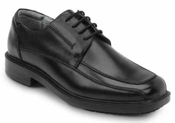 SR Max SRM3000 Manhattan Men's Black Slip Resistant Dress Oxford