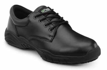 SR Max SRM180 Providence, Women's, Black, Oxford Style Slip Resistant Soft Toe Work Shoe