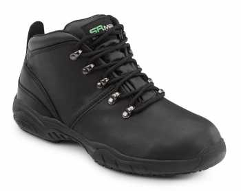 SR Max SRM250 Raleigh Women's Slip Resistant, Waterproof, Black, Cold Storage Hiker