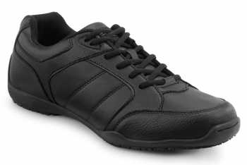 SR Max SRM6000 Rialto Men's Black, Slip Resistant, Athletic Sneaker
