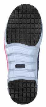 Reebok SRB032 Sublite Cushion Work, Navy/Pink, Women's, Slip Resistant Athletic