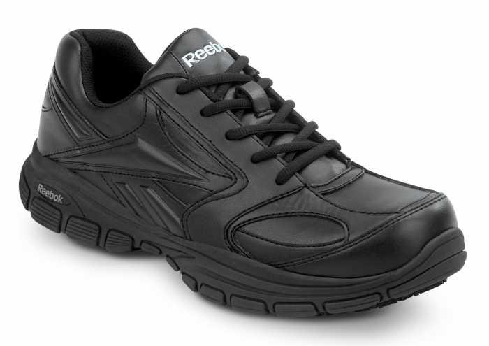 Reebok SRB102 Black Soft Toe, Slip Resistant, Women's Senexis MaxTrax Athletic