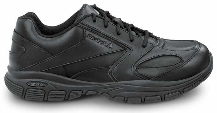 Reebok SRB1020 Black Soft Toe, Slip Resistant, Men's Senexis MaxTrax Athletic