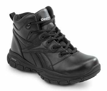 Reebok SRB125 Black Soft Toe, Slip Resistant, Women's Hi Top Senexis MaxTrax Athletic