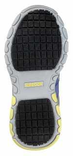 Reebok SRB148 Blue/Yellow Soft Toe, Slip Resistant, Women's Vegan Arion MaxTrax Athletic
