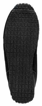 Reebok SRB1977 Men's Black/Grey, Soft Toe, Slip Resistant, Prelaris MaxTrax Jogger