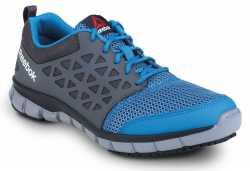 Reebok Work Unisex Sublite Athletic Style Slip Resistant Soft Toe Work Shoe