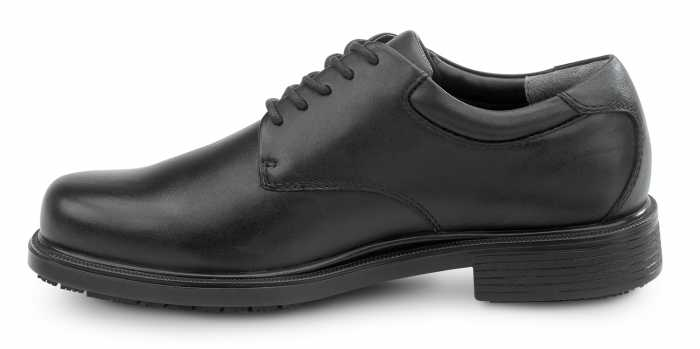 Rockport Works SRK6585 Men's Black Soft Toe, MaxTrax Slip Resistant Dress Oxford