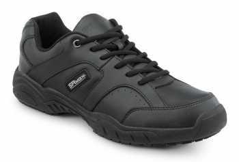 SR Max SRM1580 Fairfax Men's Black Composite Toe Slip Resistant Low Athletic