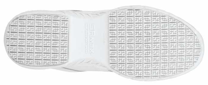 SR Max SRM1590 Fairfax Men's White Composite Toe Slip Resistant Low Athletic
