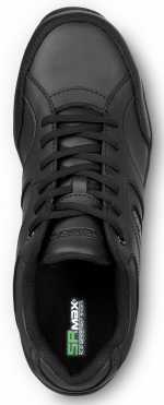 SR Max SRM1880 Fairfax II, Men's, Black, Comp Toe, EH, Slip Resistant Athletic