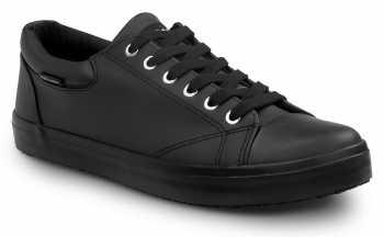 SR Max SRM195 Melbourne Black, Women's, Soft Toe, Slip Resistant Skate Shoe
