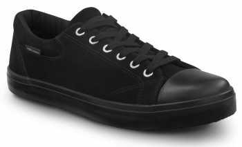 SR Max SRM1960 Reno Black, Men's, Soft Toe, Slip Resistant Skate Shoe