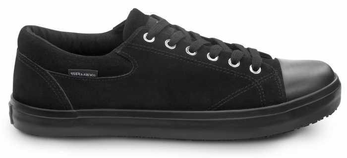 SR Max SRM1960 Reno Black, Men's, Skate Style Slip Resistant Soft Toe Work Shoe