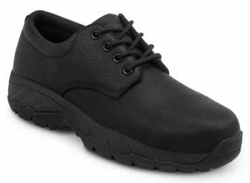 SR Max SRM2050 Burke Black, Men's, Comp Toe, EH, Security Friendly, Casual Oxford