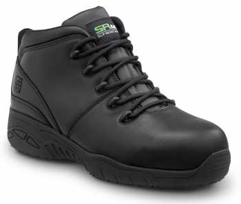 SR Max SRM2700 Raleigh II, Men's, Black, Soft Toe, Slip Resistant, WP Hiker
