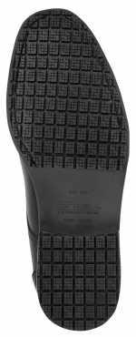 SR Max SRM350 Arlington Women's Slip Resistant Black Leather Dress Oxford