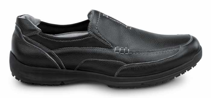 SR Max SRM3650 Charleston Black, Instep Gore, SR, Men's Casual Slip on