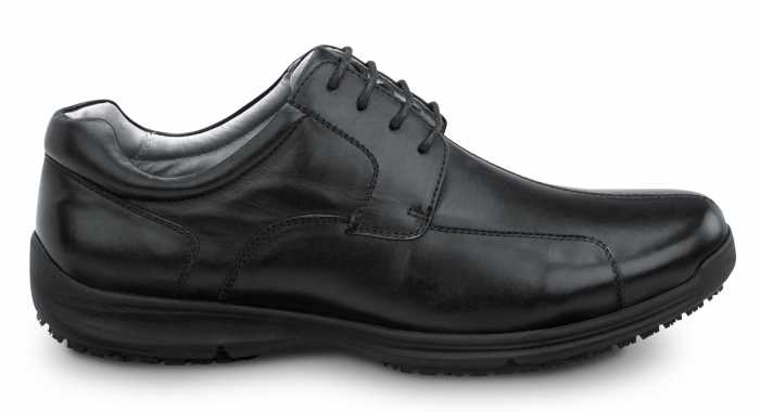 SR Max SRM3700 Atlanta Men's Black, Soft Toe, Slip Resistant Oxford