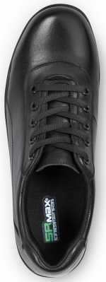 SR Max SRM400 Abilene, Women's, Black, Soft Toe, Slip Resistant, Casual Oxford