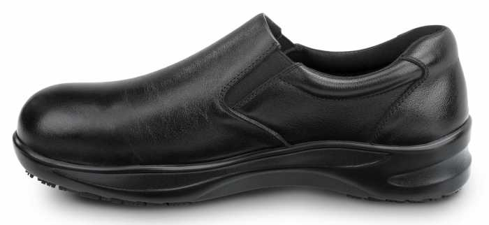 SR Max SRM415 Albany, Women's, Black, Alloy Toe, EH, Slip resistant Slip On