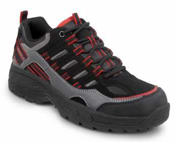 SR Max SRM4600 Boone Men's Black/Grey Comp Toe, EH, Low Hiker