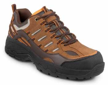 SR Max SRM4650 Boone Men's Brown Comp Toe, EH, Low Hiker