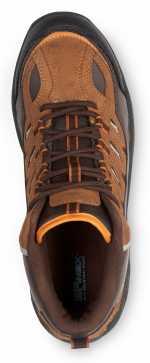 SR Max SRM4750 Boone Men's Brown Comp Toe, EH, Hi Hiker