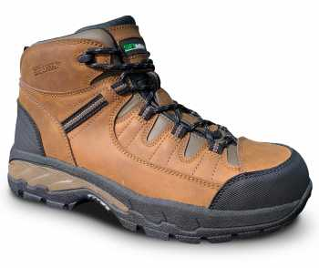 SR Max SRM4760 Winston, Men's, Brown, Comp Toe, EH, High Hiker