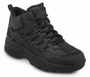 SR Max SRM4800 Carbondale Men's Black, Slip Resistant, Hi Top Athletic