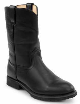 SR Max SRM5030 Odessa Men's Black Slip Resistant Cowboy Boot
