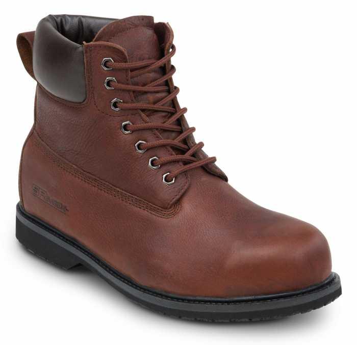 SR Max SRM5525 Boulder Brown, 6 Inch, Waterproof, Steel Toe, Men's, SR Boot