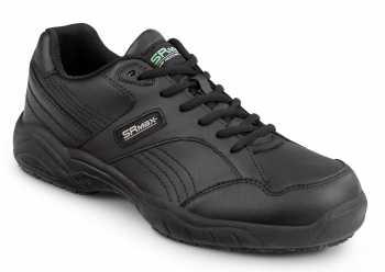 SR Max SRM610 Dover Women's Black, Slip Resistant, Athletic Sneaker