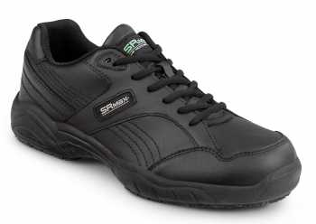 SR Max SRM6100 Dover Men's Black, Slip Resistant, Athletic Sneaker