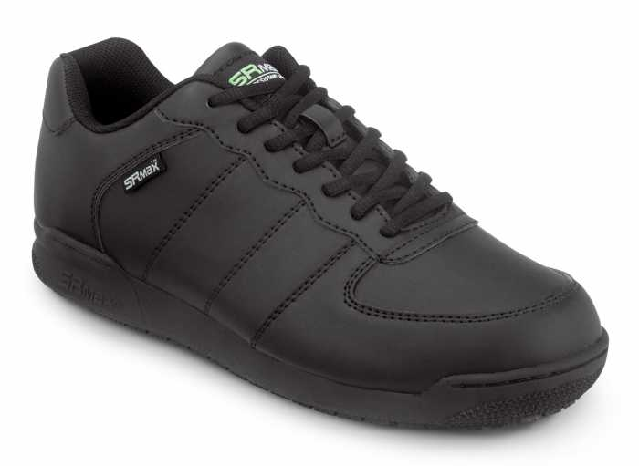 SR Max SRM620 Maxton Women's Black, Slip Resistant, Low Athletic
