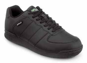 SR Max SRM6200 Maxton Men's Black, Slip Resistant, Low Athletic