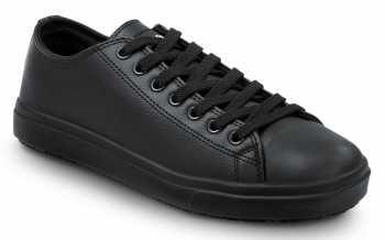 SR Max SRM621 Portland, Women's, Black, Skate Style Soft Toe Slip Resistant Work Shoe