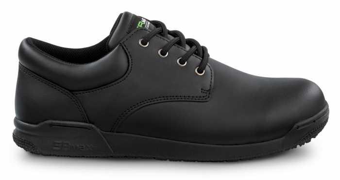 SR Max SRM6400 Marshall Black, Men's, Soft Toe, Slip Resistant Oxford